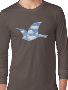 Rene Magritte La Promesse Long Sleeve T-Shirt