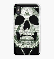 revolt nwo iPhone Case/Skin