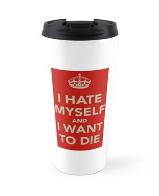 I want to die by GenericTitle
