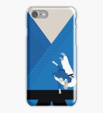 Judo, one of the three martial arts i learnt iPhone Case/Skin