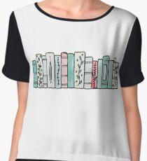 Pastel Books Women's Chiffon Top