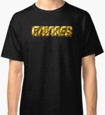 Gaiares (Genesis Title Screen) Classic T-Shirt