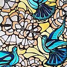 Hummingbird Party by Leni Kae