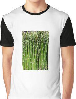 Asparagus Graphic T-Shirt