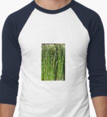 Asparagus Men's Baseball ¾ T-Shirt