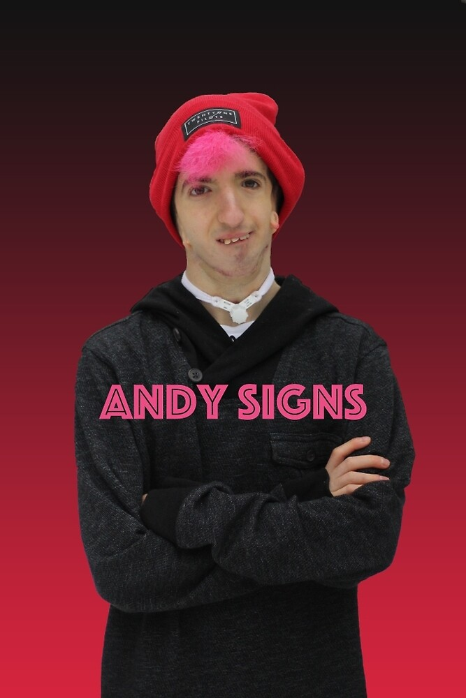 Andy Signs Gradient by andysigns