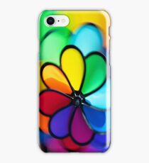 color wheel iPhone Case/Skin