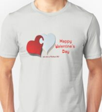 Valentine's Puzzle Unisex T-Shirt