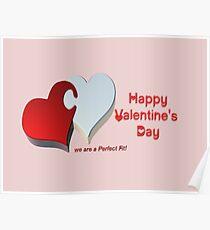 Valentine's Puzzle Poster