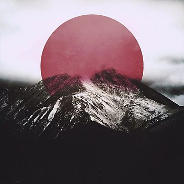 Red by sublimenation