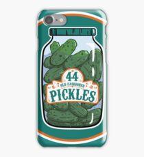 Pickles Jar iPhone Case/Skin