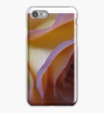Lemon yellow iPhone Case/Skin