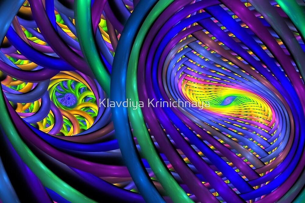 Attraction by Klavdiya Krinichnaya