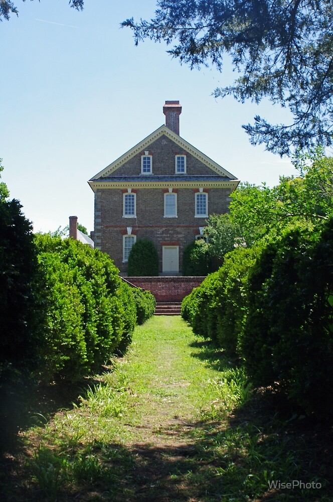 Nelson House Yorktown by WisePhoto