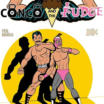 "Conco & The Fudge ""The Four Fates"" by newypro"