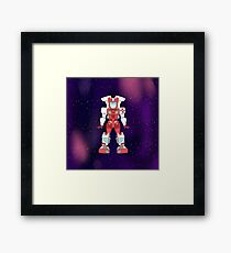 First Aid S1 Framed Print