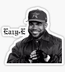 Zeke Easy-E - Ezekiel Elliot Shirt Sticker