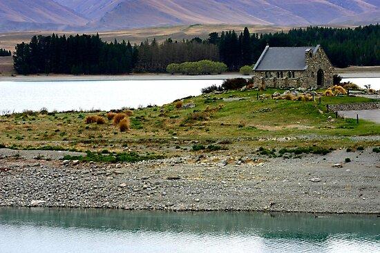 Church of the Good Shepherd by John Wallace
