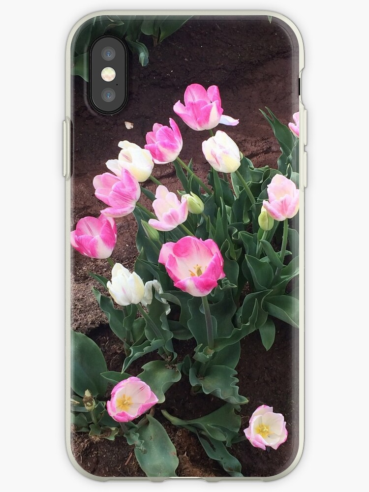 Pretty Pink Tulips by thecraftycart