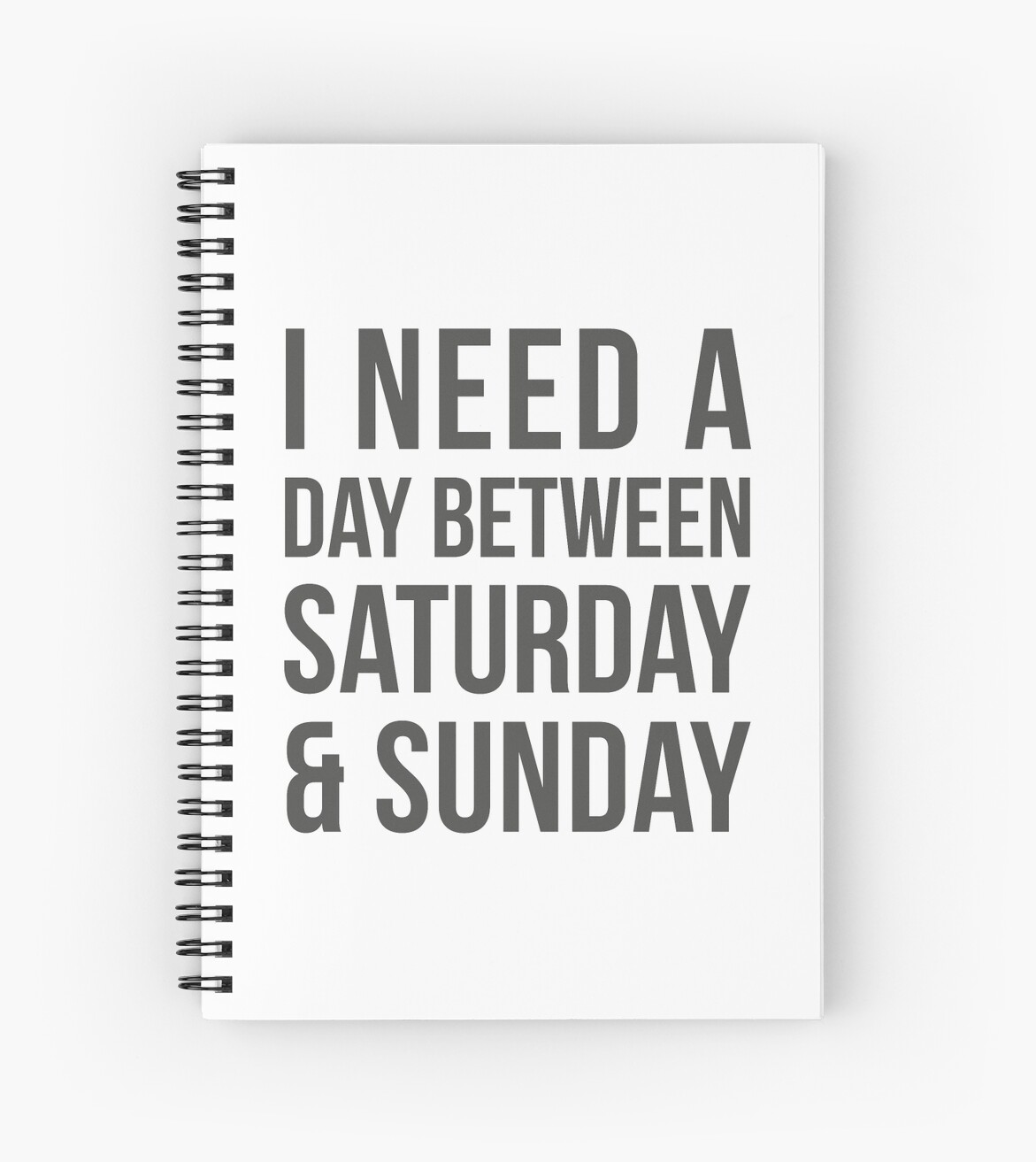 I need a a day between saturday & sunday by kristelco