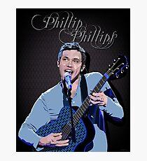 Phillip Phillips Portrait Photographic Print