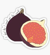 Fig Sticker