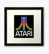 Atari Rules Framed Print
