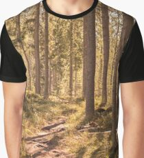 Footpath Graphic T-Shirt