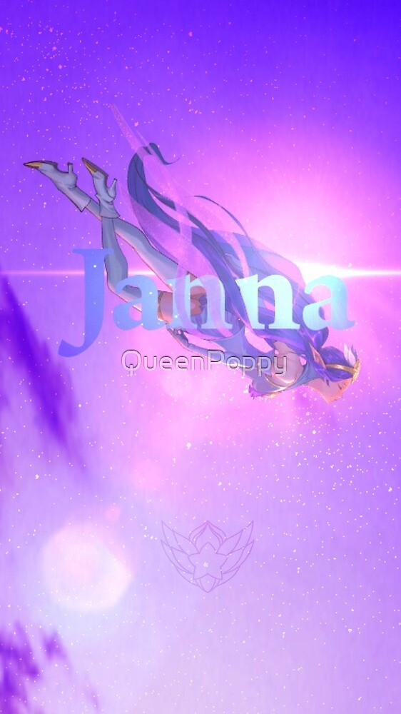 Star Guardian Janna - League of Legends by QueenPoppy