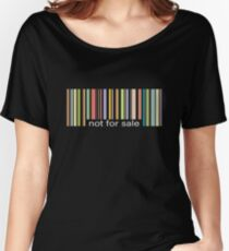 not for sale Women's Relaxed Fit T-Shirt