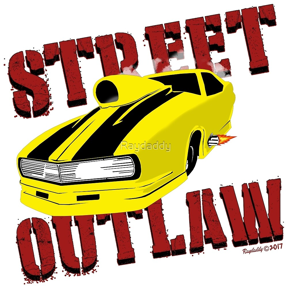 Street Outlaw Camero Promod by Raydaddy