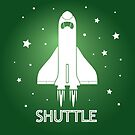Space Shuttle by belusart