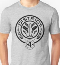 The Hunger Games - District 4 Unisex T-Shirt