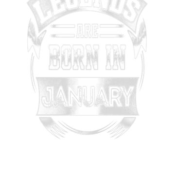 January T-Shirt by VivianDunn