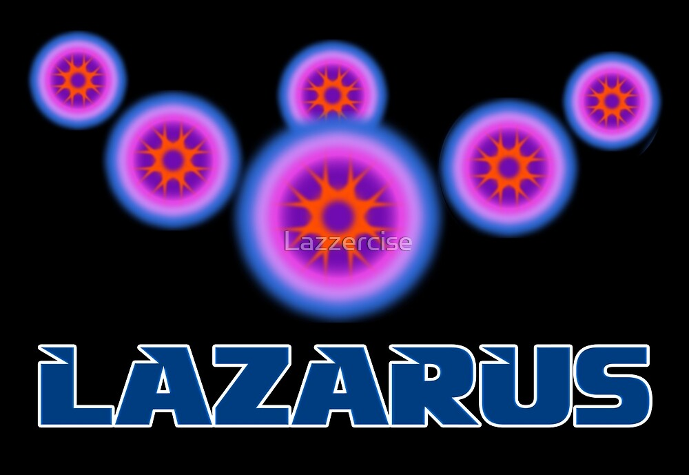 Lazarus: A World Of Magic by Lazzercise