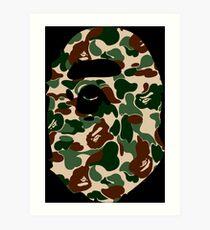 Ape Army Art Print