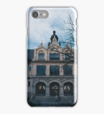 Denny Hall iPhone Case/Skin