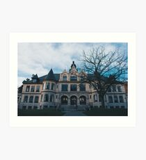 Denny Hall Art Print