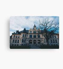 Denny Hall Canvas Print