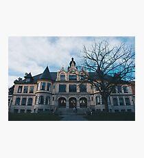 Denny Hall Photographic Print