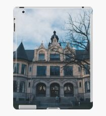 Denny Hall iPad Case/Skin