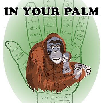 Choose Palm Oil Free Our Future In Your Palm For Dark Colours by daynightsarah