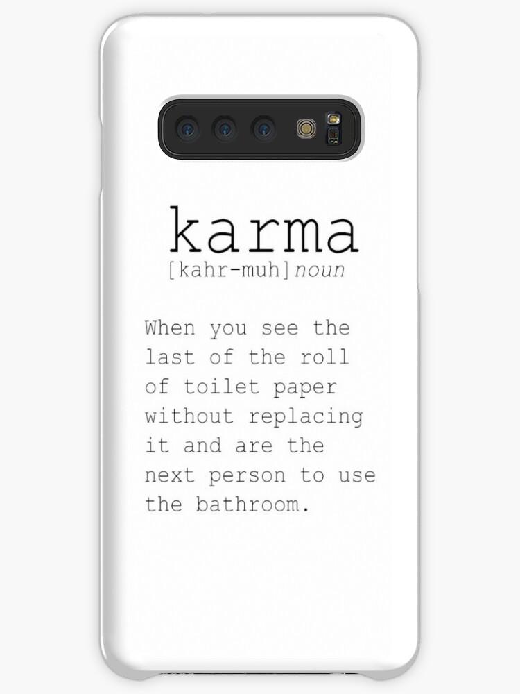 \'FUNNY WALL ART Definition Print Karma Print Funny Definition Print Poster  Karma Definition Print Bathroom Decor Bathroom Poster Karma Poster\' ...