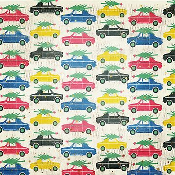 Car Pattern by ThomasThornley