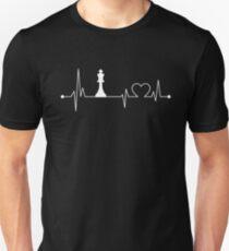 Heartbeat Hobby Chess T-Shirt