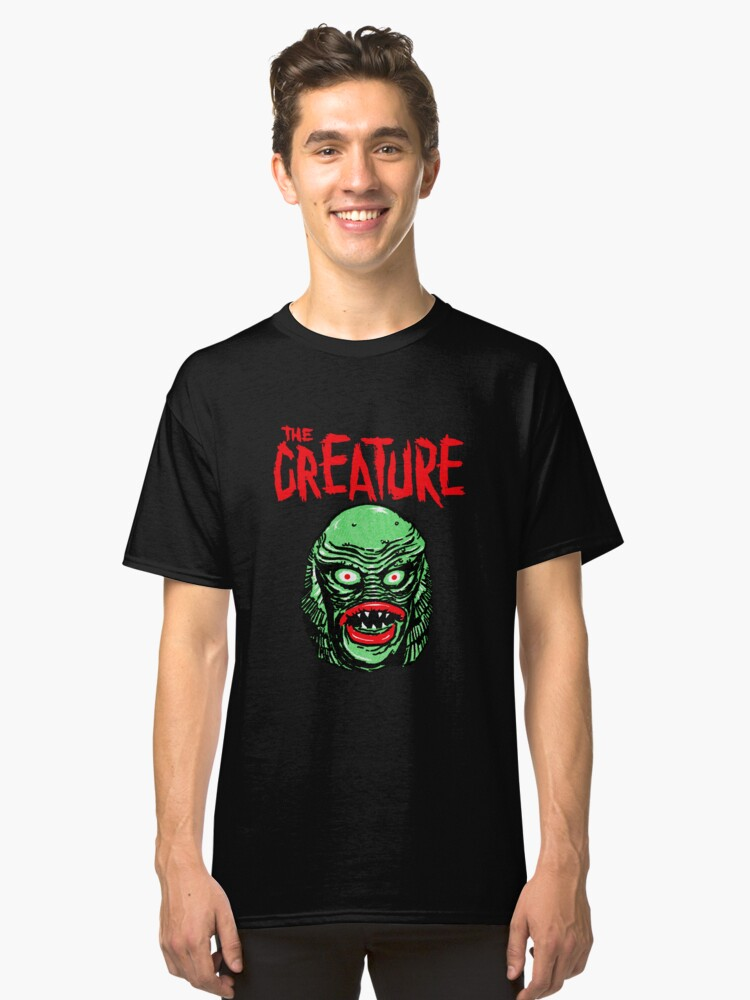 creature Classic T-Shirt Front