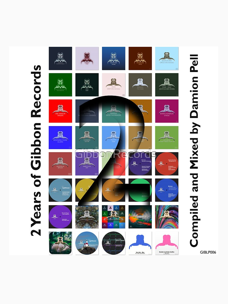 2 Years Of Gibbon Records by GibbonRecords