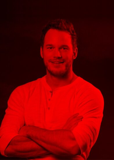 Chris Pratt - Celebrity by Powerofwordss