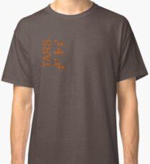 TARS Logo - Interstellar Classic T-Shirt