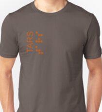 TARS Logo - Interstellar Unisex T-Shirt